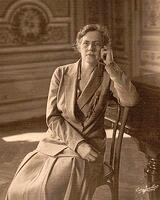 Nadia Boulanger - By Edmond Joaillier (1886-1939), Paris