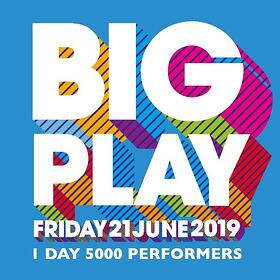Big Play logo