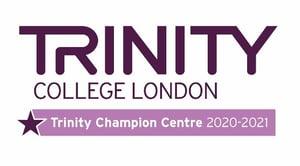 Trinity Champion Centre logo 2020-2021