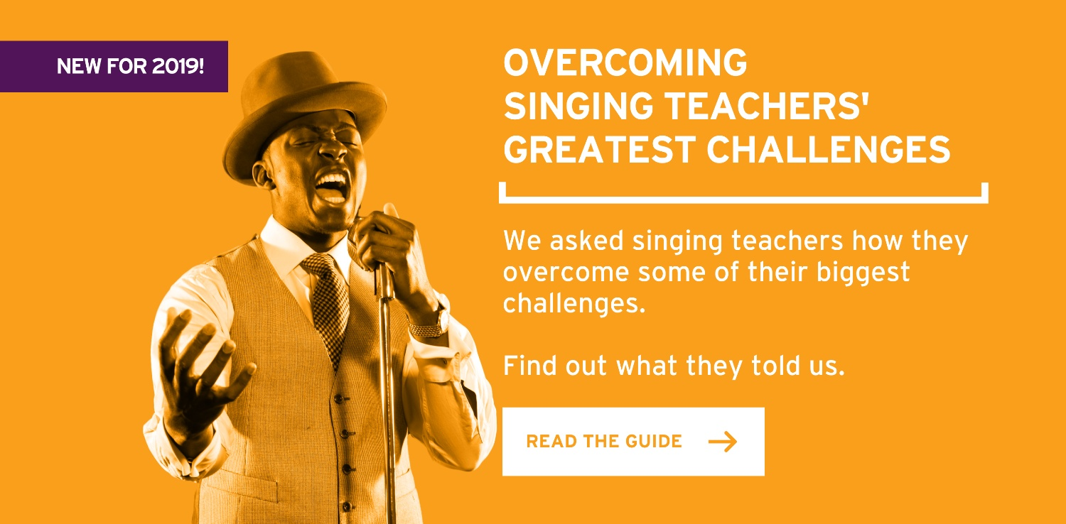 Overcoming singing teachers' greatest challenges