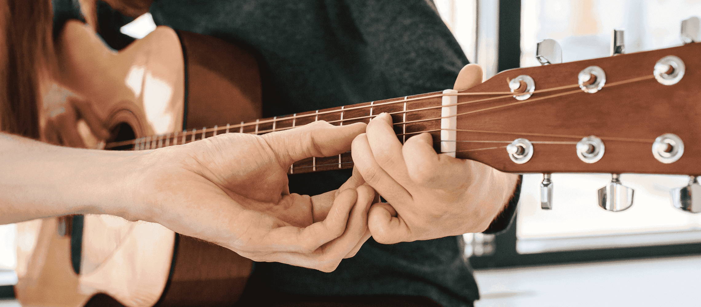 Keeping guitar students motivated - why repertoire is key