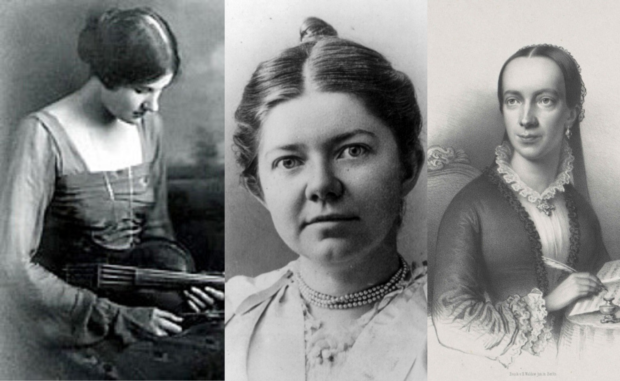 10 female composers that broke tradition and changed perceptions