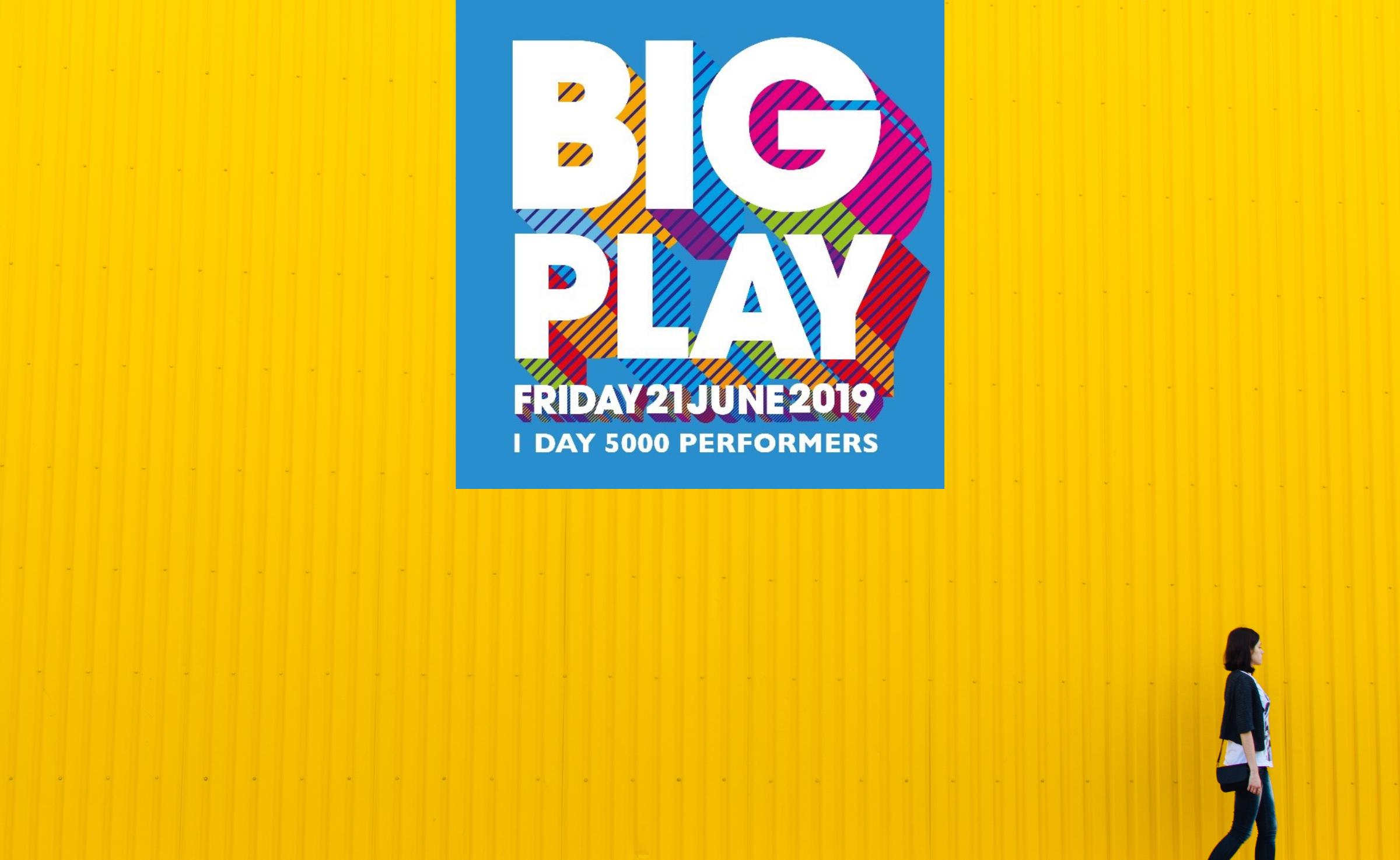 Durham Music Service go for the Big Play on Make Music Day UK
