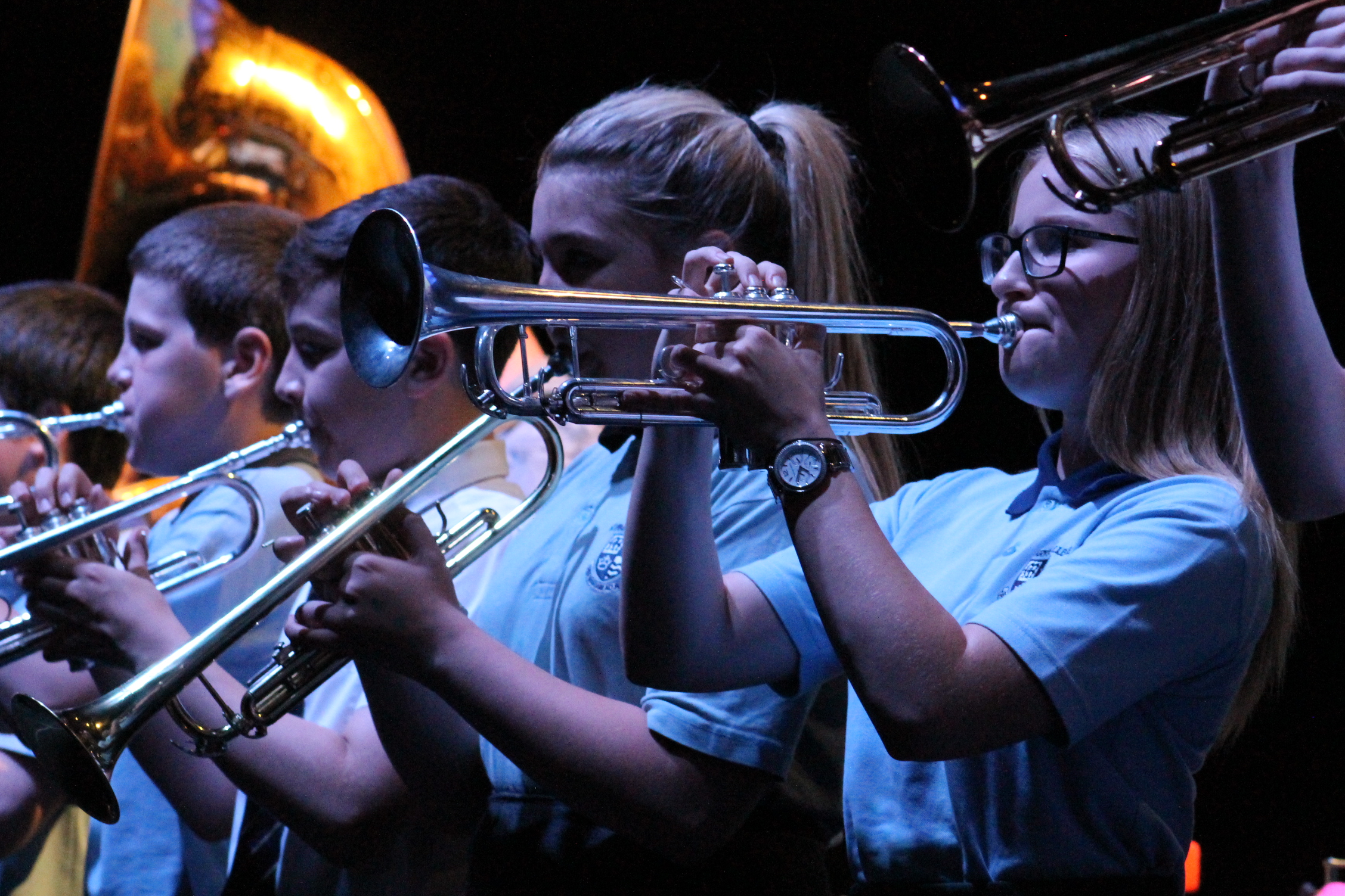 How music exams are making an impact at St Mary's College