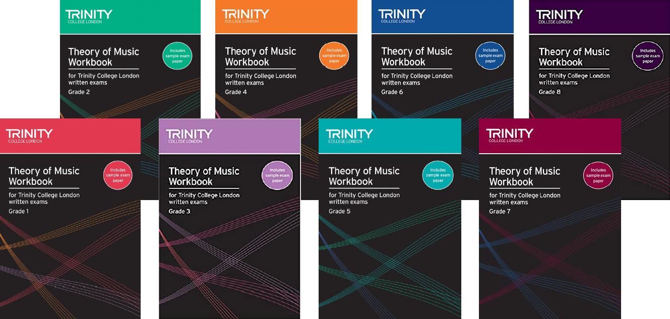 Trinity Theory – nurturing skills and understanding fundamental to musical appreciation and development