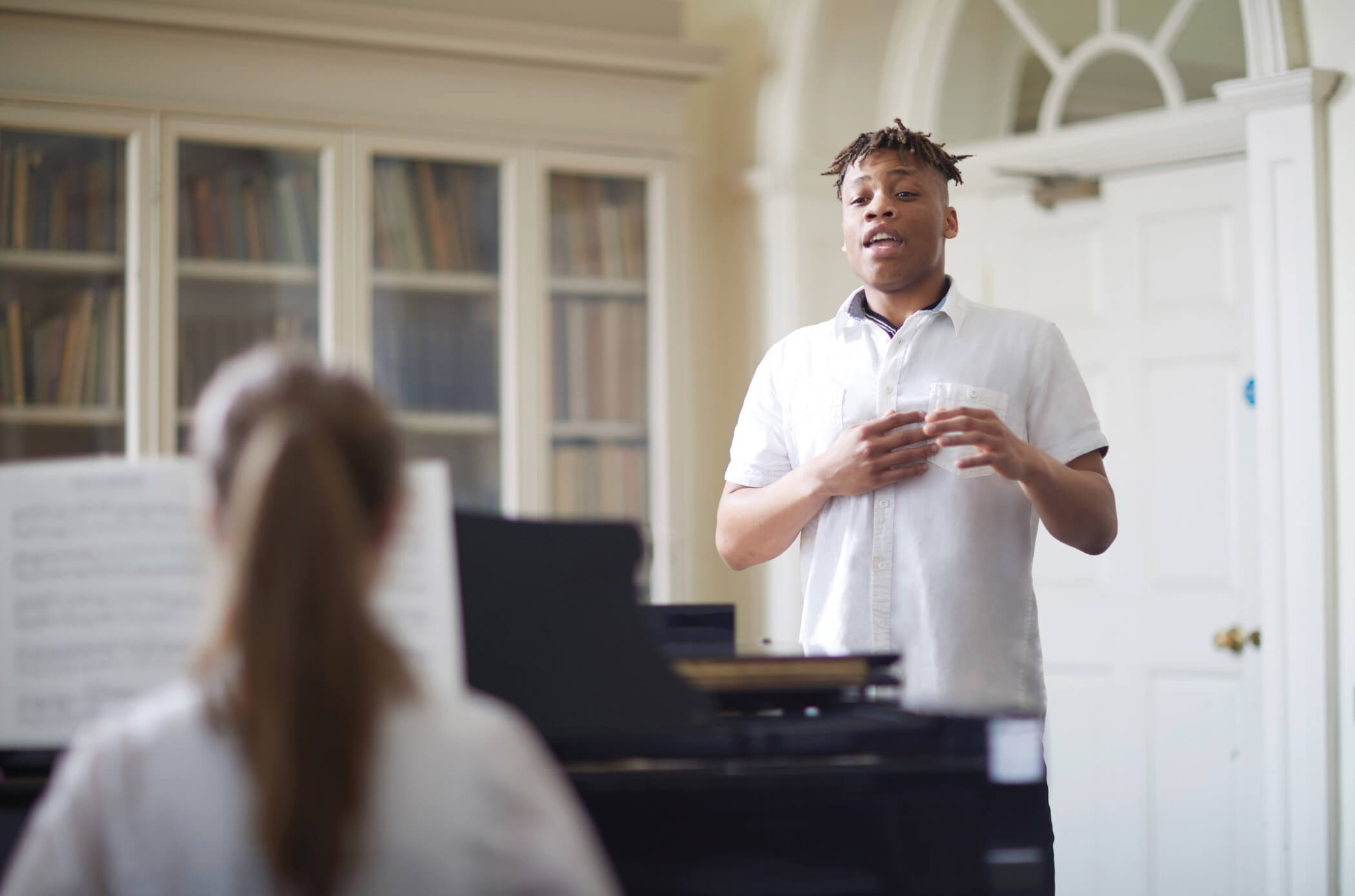 How to build sight singing into your teaching