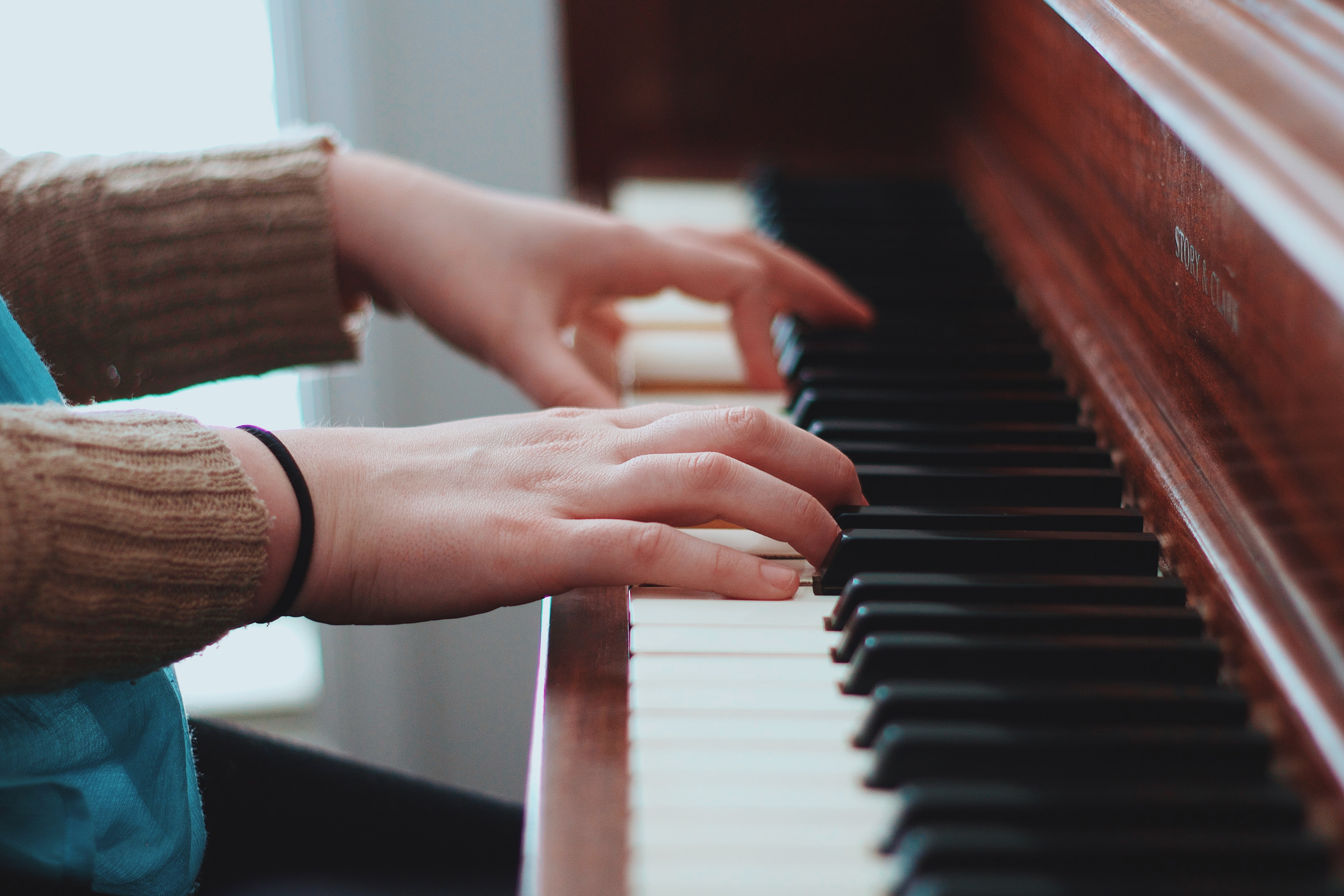 Incorporating improvisation into your piano lesson